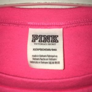 PINK Victoria's Secret Tops - PINK Victoria's Secret short sleeve tee